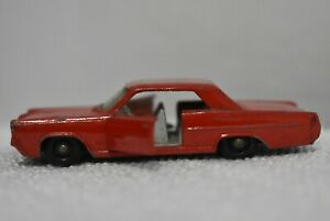 Matchbox/Lesney No.22-Pontiac GP Sports Coupe-Red ln30