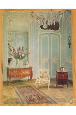 Collectif - La Demeure parisienne au 18e siècle. Collection Henriette Bouvier :