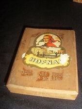 Wooden Alcohol & Smoking Cigar Tins/Boxes Supplies
