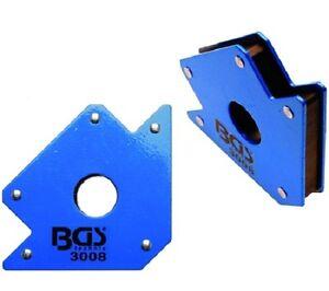 Squadra Magnetica 20 Kg Posizionatore Magnetico 45-90-135° saldatura Bgs3008