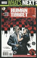 Human Target Comic Issue 1 Promotional Edition 2010 Peter Milligan Edvin
