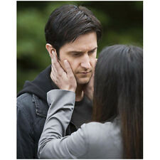 Richard Armitage Being Held by Woman 8 x 10 Inch Photo