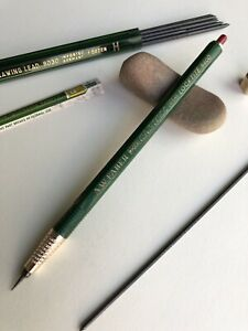 Vintage A W Faber Castell LOCKTITE 9400  Mechanical Pencil 2mm Lead Holder USA