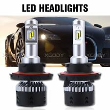 NOVSIGHT 70W 10000LM 9008 H13 LED Headlight Conversion Kit Hi/Lo Beam Bulb 6500K