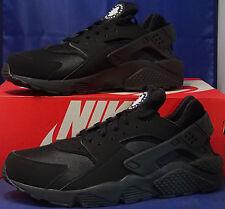 Nike Air Huarache Run Black White SZ 11.5 ( 318429-003 )