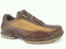 310 MOTORING Leather/Suede URBAN Racing Shoes Brown Mens US 9.5 M EU 42.5 $149