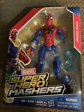 MARVEL SUPER HERO MASHERS  SPIDER-MAN NEW IN BOX