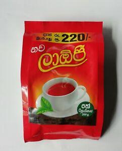 Laojee Tea Pure Ceylon Black High Quality Sri Lankan Product 200g