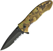 Colonial Quick Flick Linerlock Knife A/O COL5500