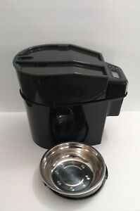 Healthy Pet Simply Feed Pre-Portioned Automatic Food Dispenser w/ Power Cord