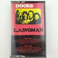 The Doors - L.A. Woman Cassette, 1971 Elektra Records