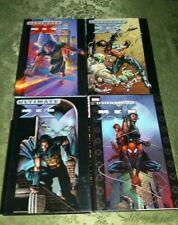 Ultimate X-Men Vol. 1, 2, 3, 4 Hardcover Lot HC VF+/NM, Marvel