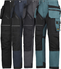 Snickers 6202 RuffWork, Work Trousers+ Holster Pockets SAME DAY DISPATCH