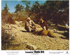 "Vern Adix, Melvin Cook,""In Search of Noah's Ark"" 1976 Vintage Movie Still"