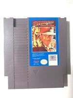 Indians Jones and the Temple of Doom ORIGINAL NINTENDO NES GAME Tested WORKING!