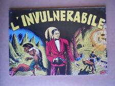 L' Invulnerabile Suppl.11 di Sorry 1972 edizioni Ciscato [G626] BUONO