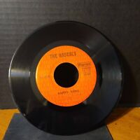 """The Rascals - Love Me / Happy Song 45rpm 7"""" Single 1971"""