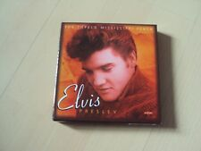 coffret CD  ELVIS PRESLEY  the tupelo Mississippi flash