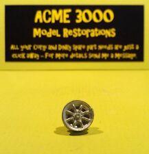 Corgi 302 Hillman Hunter Mk2 Reproduction Repro Metal Golden Jack Wheel Hub