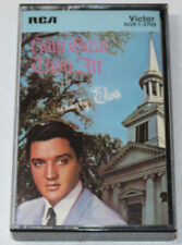 Elvis Presley How Great Thou Art RCA AQK1-3758 Cassette Tape Stand By Me