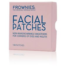 UK Stock Frownies Corners Eyes & Mouth Patches & samp Proaura Organic Day Cream
