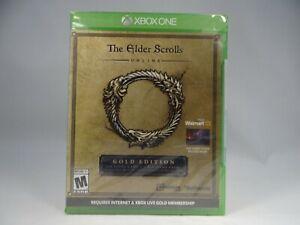 * New * Elder Scrolls Online: Gold Edition (Microsoft Xbox One, 2016) Free ship!