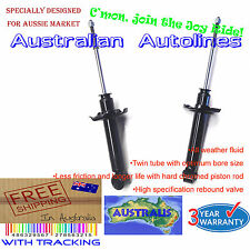 2 Rear Struts Nissan Pulsar N16 Hatchback Brand New Shock Absorbers 00-06