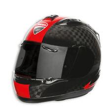 DUCATI Arai Corse RX-7 RC CARBON Helm Helmet - LIMITED NEU