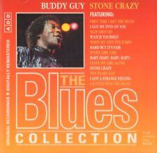 Buddy Guy(CD Album)Stone Crazy-Orbis-BLU NC 004-France-1993-