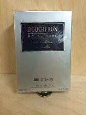 BOUCHERON LA COLLECTION DU JOAILLIER MEN 3.3 OZ EDT SPRAY NIB****COLLECTORS ITEM