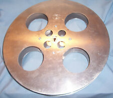 """35MM 2000' 15"""" GOLDBERG BROS Motion Picture Film Movie Projector Take Up Reel"""