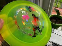 (TEST MATERIAL) Innova 2010 First Run Proto Champion Katana OOP Japan Disc Golf