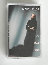 James Taylor - New Moon Shine - Cassette Tape, Used Very Good