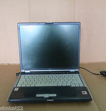 "Fujitsu Lifebook S7020 Pentium M760 2.00GHz, 2GB 14.1"" Laptop No Display Output"