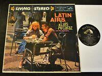 LATIN LP Luis Arcaraz RCA LSP 1712 Latin Airs LIVING STEREO