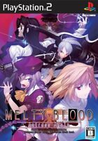 PS2 Melty Blood Actress Again PlayStation 2 Japan F/S