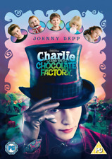 Charlie & The Chocolate Factory DVD New & Sealed