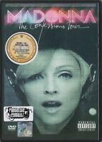 MADONNA The Confessions Tour 2007 MALAYSIA / HONG KONG DVD RARE NEW FREE SHIP