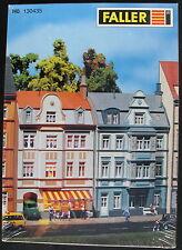 FALLER 130435 - 2 Stadt Reliefhäuser - H0 - Eisenbahn Modellbausatz - NEU&OVP