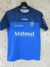Maillot rugby CASTRES OLYMPIQUE 2016 2017 enfant KIPSTA home 14 ans