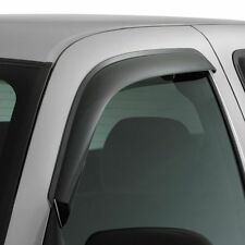 Side Window Vent-Ventvisor Deflector 2 pc. Front fits 87-93 Mazda B2200