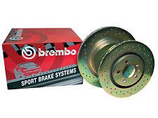 coppia dischi freno anteriori BREMBO SPORT Alfa Romeo MITO diametro da 305 mm