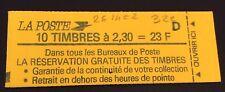 France Carnet N° 2614c2  10 Timbres À 2,30 Neuf ** TB Qualité  Côté 32€