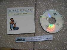 CD Pop Billy Ocean - Calypso Crazy (4 Song) MCD //  JIVE