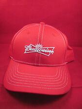 Budweiser Official Beer Hat Cap NWT
