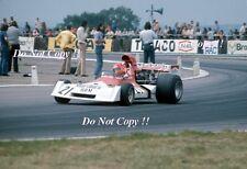 Niki Lauda BRM P160E British Grand Prix 1973 Photograph 3