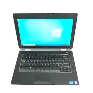 Dell Latitude E6430 Core i5 3340M 2.70GHz 8GB RAM 256GB SSD Win 10 Pro