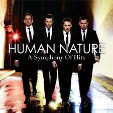 HUMAN NATURE A SYMPHONY OF HITS CD NEW