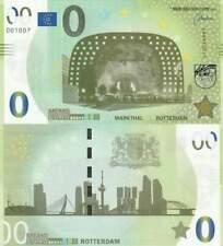 Biljet billet zero 0 Euro Memo - Markthal Rotterdam (090)