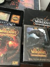 World of Warcraft: Cataclysm -- Collector's Edition Sealed Unopened